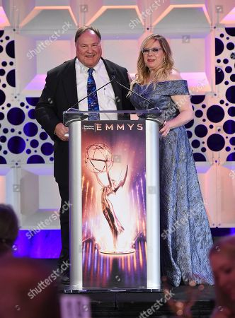 Editorial picture of 2019 Engineering Emmy Awards, Los Angeles, USA - 23 Oct 2019