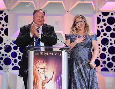 Editorial image of 2019 Engineering Emmy Awards, Los Angeles, USA - 23 Oct 2019
