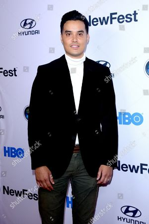 Editorial image of 'Sell By' film screening, Arrivals, New York LGBTQ Film Festival, USA - 23 Oct 2019