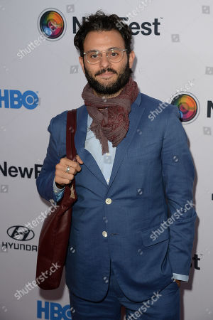 Stock Photo of Arian Moayed
