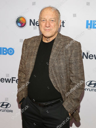 "John Doman attends the NewFest LGBTQ film festival opening night gala screening of ""Sell By"" at the SVA Theatre, in New York"