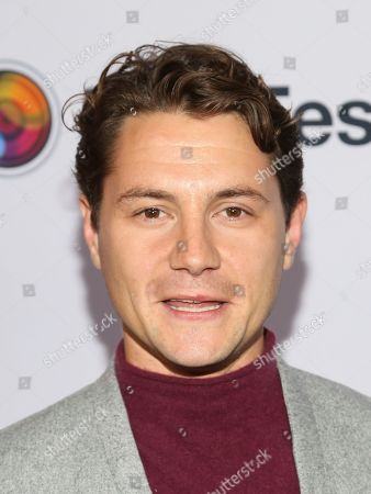 """Augustus Prew attends the NewFest LGBTQ film festival opening night gala screening of """"Sell By"""" at the SVA Theatre, in New York"""