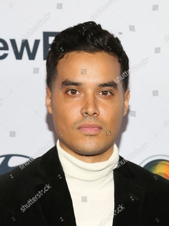 """Stock Image of Brian Marc attends the NewFest LGBTQ film festival opening night gala screening of """"Sell By"""" at the SVA Theatre, in New York"""