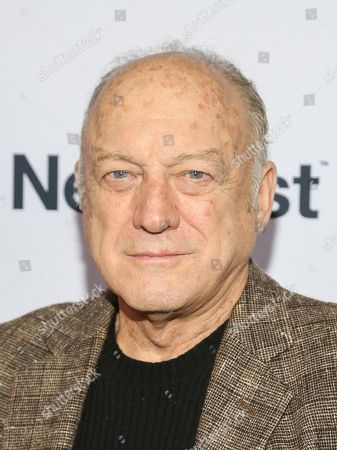 "Stock Picture of John Doman attends the NewFest LGBTQ film festival opening night gala screening of ""Sell By"" at the SVA Theatre, in New York"