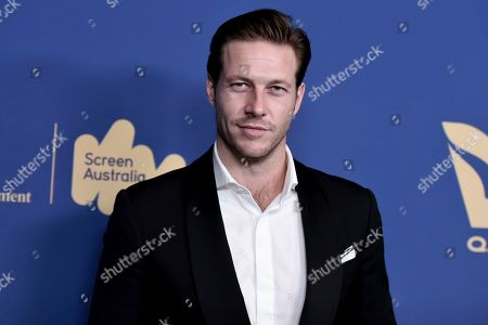 Stock Photo of Luke Bracey attends the 8th Annual Australians in Film Awards at the InterContinental Hotel, in Los Angeles