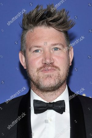 Eddie Perfect attends the 8th Annual Australians in Film Awards at the InterContinental Hotel, in Los Angeles