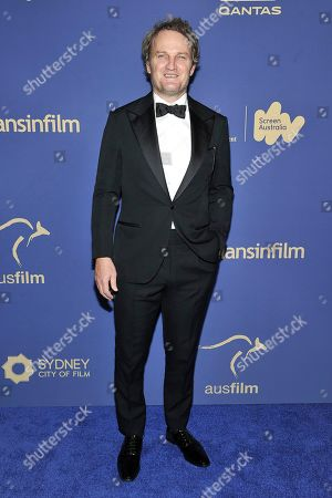 Jason Clarke attends the 8th Annual Australians in Film Awards at the InterContinental Hotel, in Los Angeles