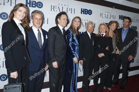Editorial picture of 'Very Ralph' film premiere, Arrivals, The Metropolitan Museum of Art, New York, USA - 23 Oct 2019