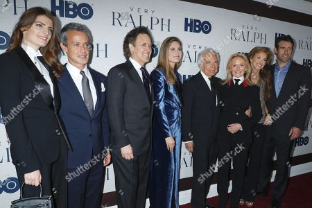 Editorial photo of 'Very Ralph' film premiere, Arrivals, The Metropolitan Museum of Art, New York, USA - 23 Oct 2019