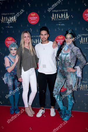 Editorial photo of Cirque du Soleil 'Alegria' album launch, Arrivals, Ontario Place Corporation, Toronto, Canada - 19 Sep 2019