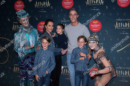 Editorial image of Cirque du Soleil 'Alegria' album launch, Arrivals, Ontario Place Corporation, Toronto, Canada - 19 Sep 2019