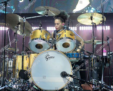 Cindy Blackman-Santana Santana
