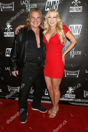 Editorial picture of 'LadyKiller' TV premiere, Brenden Theatres, Palms Resort Casino, Las Vegas, USA - 23 Oct 2019