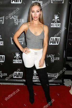 Stock Image of Nicole Aniston