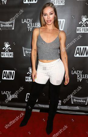Stock Picture of Nicole Aniston