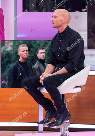Editorial image of 'Good Morning Britain' TV show, London, UK - 24 Oct 2019