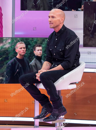 Editorial picture of 'Good Morning Britain' TV show, London, UK - 24 Oct 2019