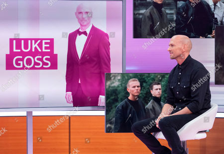 Stock Image of Luke Goss