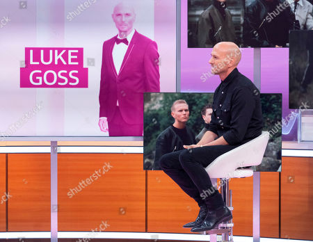 Stock Photo of Luke Goss