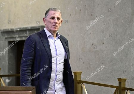 Editorial photo of Corruption trial of Grasser continues in Vienna, Austria - 24 Oct 2019