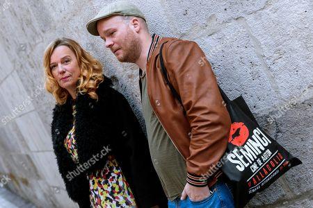 Editorial photo of SEMINCI International Film Festival, Valladolid, Spain - 24 Oct 2019