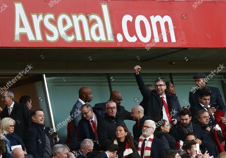 Editorial picture of Arsenal v Crystal Palace, Premier League, Football, Emirates Stadium, London, UK - 27 Oct 2019