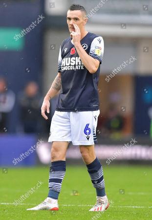 Shaun Williams of Millwall