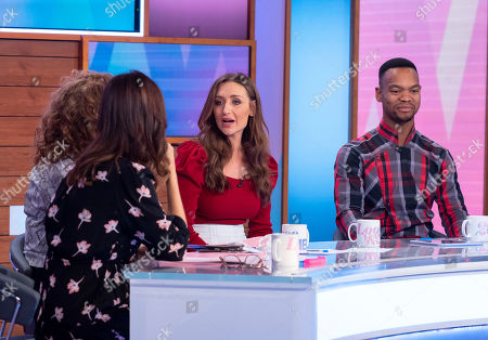 Editorial picture of 'Loose Women' TV show, London, UK - 24 Oct 2019