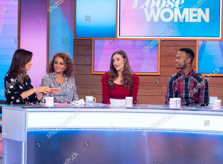 Editorial photo of 'Loose Women' TV show, London, UK - 24 Oct 2019
