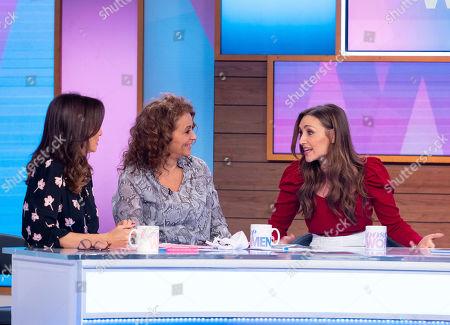 Andrea McLean, Nadia Sawalha, Catherine Tyldesley
