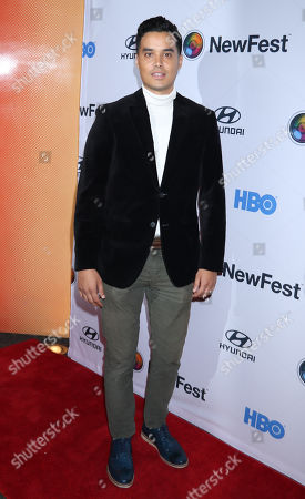 Editorial photo of 'Sell By' film screening, Arrivals, New York LGBTQ Film Festival, USA - 23 Oct 2019