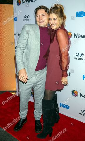 Stock Picture of Augustus Prew, Kate Walsh