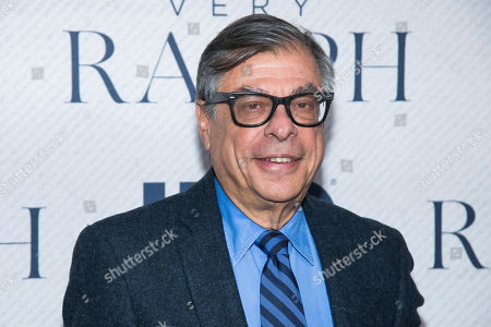 "Stock Photo of Bob Colacello attends the world premiere of HBO Documentary Films' ""Very Ralph"" at the Metropolitan Museum of Art, in New York"