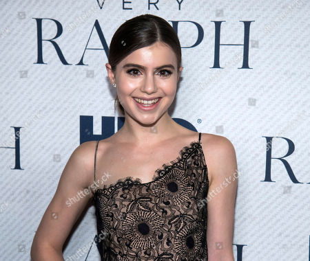 """Editorial photo of World Premiere of HBO's """"Very Ralph"""", New York, USA - 23 Oct 2019"""
