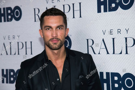 """Tobias Sorensen attends the world premiere of HBO Documentary Films' """"Very Ralph"""" at the Metropolitan Museum of Art, in New York"""