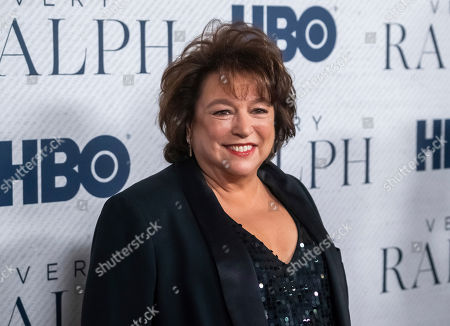 """Susan Lacy attends the world premiere of HBO Documentary Films' """"Very Ralph"""" at the Metropolitan Museum of Art, in New York"""