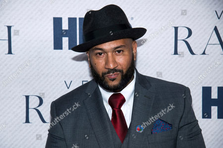 "Stock Image of Thirstin Howl III attends the world premiere of HBO Documentary Films' ""Very Ralph"" at the Metropolitan Museum of Art, in New York"