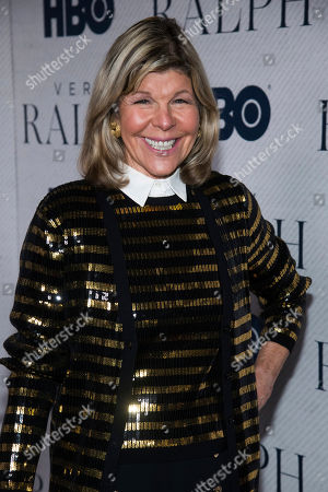 """Jamee Gregory attends the world premiere of HBO Documentary Films' """"Very Ralph"""" at the Metropolitan Museum of Art, in New York"""