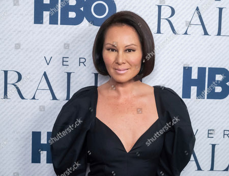 """Alina Cho attends the world premiere of HBO Documentary Films' """"Very Ralph"""" at the Metropolitan Museum of Art, in New York"""