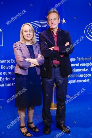 Editorial photo of British MEPs at the European Parliament, Brussels, Belgium - 03 Sep 2019