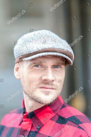 Editorial photo of Nicolas Gob photoshoot, Paris, France - 04 Oct 2019