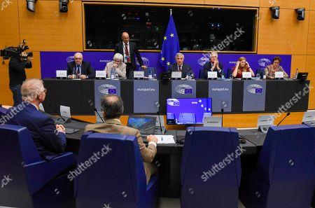 Antonio Tajani, Michel Barnier