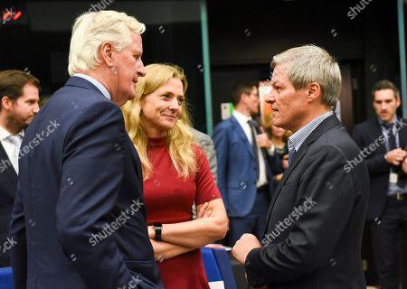 Michel Barnier, Dacian Ciolos