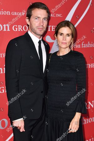 Editorial photo of Fashion Group International's Night of Stars Gala, Arrivals, Cipriani Wall Street, New York, USA - 24 Oct 2019