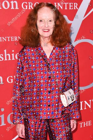 Stock Picture of Grace Coddington