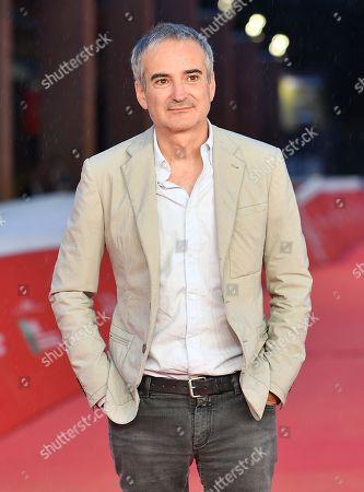 Stock Picture of Olivier Assayas