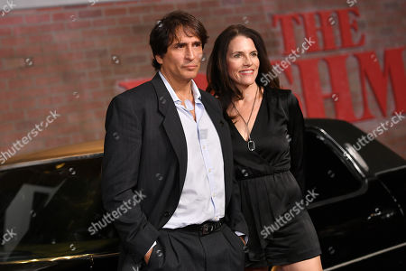 Vincent Spano and Tiffany Downey