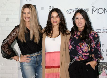 Denise Albert, Melissa Gerstein and Jenna Dewan