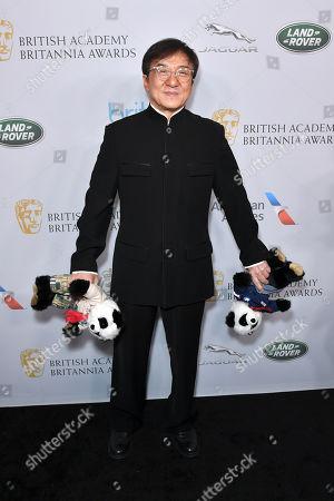 Editorial photo of British Academy Britannia Awards, Arrivals, The Beverly Hilton, Los Angeles, USA - 25 Oct 2019