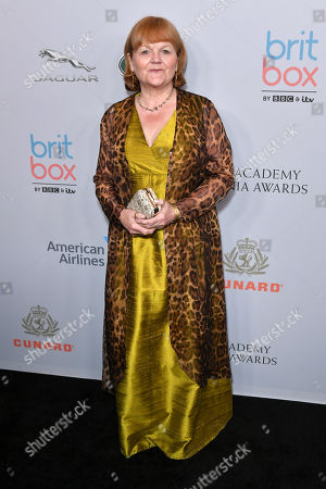Editorial image of British Academy Britannia Awards, Arrivals, The Beverly Hilton, Los Angeles, USA - 25 Oct 2019